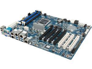 GIGABYTE GA-6LXSV ATX Server Motherboard LGA 1150 Intel C224 DDR3 1600/1333