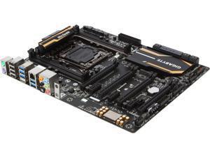 GIGABYTE GA-X99-UD3 LGA 2011-v3 Intel X99 SATA 6Gb/s USB 3.0 ATX Intel Motherboard