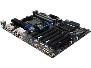 GIGABYTE GA-990FXA-UD5 R5 (rev. 1.0) AM3+ AMD 990FX SATA 6Gb/s USB 3.0 ATX AMD Motherboard