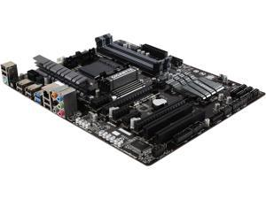 GIGABYTE GA-970A-UD3P AM3+ AMD 970 6 x SATA 6Gb/s USB 3.0 ATX AMD Motherboard Certified Refurbished