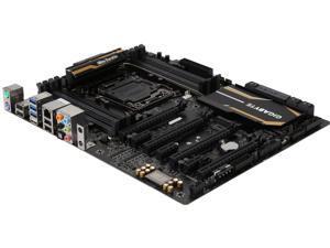 GIGABYTE GA-X99-SLI (rev. 1.0) LGA 2011-v3 Intel X99 SATA 6Gb/s USB 3.0 ATX Intel Motherboard