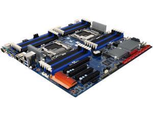 GIGABYTE MD80-TM0 E-ATX / SSI EEB Server Motherboard Dual LGA 2011-3 Intel C612