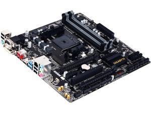 GIGABYTE GA-F2A88XM-D3HP (rev. 1.0) FM2+ AMD A88X (Bolton D4) SATA 6Gb/s USB 3.1 USB 3.0 HDMI Micro ATX AMD Motherboard