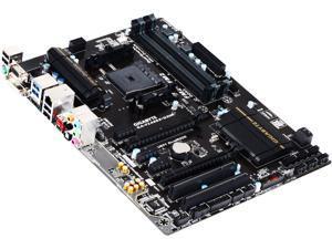 GIGABYTE GA-F2A88X-D3HP (rev. 1.0) FM2+ AMD A88X (Bolton D4) SATA 6Gb/s USB 3.1 USB 3.0 HDMI ATX AMD Motherboard