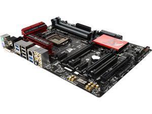 GIGABYTE G1 Gaming GA-Z97X-Gaming 5 (rev. 1.0) LGA 1150 Intel Z97 HDMI SATA 6Gb/s USB 3.0 ATX Intel Motherboard