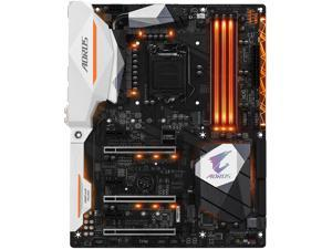 GIGABYTE Aorus GA-Z270X-Gaming K7 (rev. 1.0) LGA 1151 Intel Z270 HDMI SATA 6Gb/s USB 3.1 ATX Motherboards - Intel