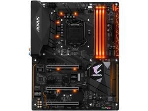GIGABYTE Aorus GA-Z270X-Gaming K5 (rev. 1.0) LGA 1151 Intel Z270 HDMI SATA 6Gb/s USB 3.1 ATX Motherboards - Intel
