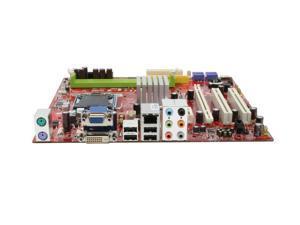 MSI P6NGM-FD Micro ATX Intel Motherboard