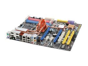 MSI X38 Platinum LGA 775 Intel X38 ATX Intel Motherboard