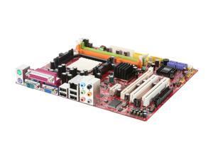 MSI K9A2GM-F V3 Micro ATX AMD Motherboard