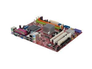 MSI G31M3-L V2 Micro ATX Intel Motherboard