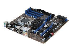 MSI X58M Micro ATX Intel Motherboard