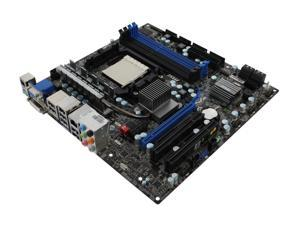 MSI 785GM-E65 Micro ATX AMD Motherboard