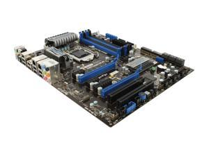MSI P55-GD65 ATX Intel Motherboard