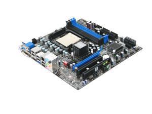 MSI 785GM-E51 Micro ATX AMD Motherboard