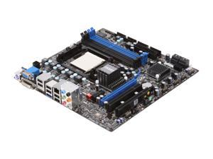 MSI 760GM-E51 Micro ATX AMD Motherboard