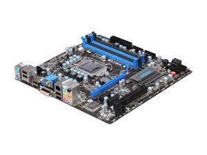 MSI H55M-E33 Micro ATX Intel Motherboard