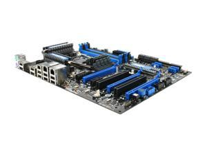 MSI Big Bang Fuzion ATX Intel Motherboard