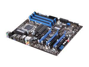 MSI X58 Pro-E USB3 ATX Intel Motherboard