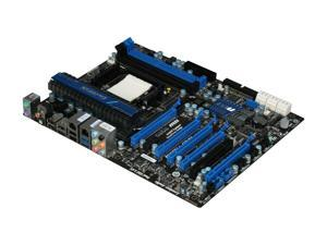 MSI 890FXA-GD70 ATX AMD Motherboard