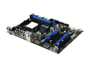 MSI 870A-G54 ATX AMD Motherboard