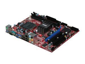 MSI G31TM-P35 Micro ATX Intel Motherboard