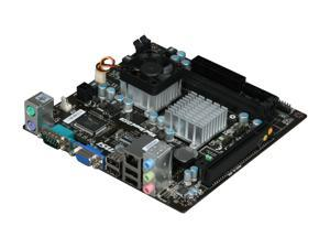 MSI Wind Board D510 Intel Atom D510 Mini ITX Motherboard/CPU Combo