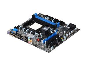 MSI 880GM-E43 Micro ATX AMD Motherboard