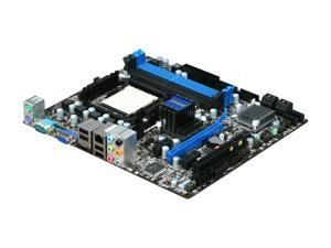 MSI 880GM-E41 Micro ATX AMD Motherboard