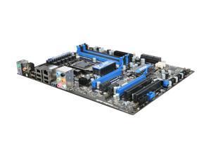MSI P55A Fuzion LGA 1156 Intel P55 SATA 6Gb/s USB 3.0 ATX Intel Motherboard