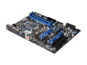 MSI P55A-GD55 ATX Intel Motherboard
