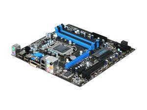 MSI H55M-P33 Micro ATX Intel Motherboard