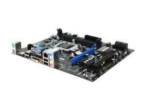 MSI H55M-E23 Micro ATX Intel Motherboard