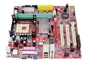 MSI 661FM-L Micro ATX Intel Motherboard