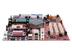 MSI 865GVM2-LS Micro ATX Intel Motherboard