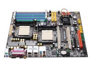 MSI K8N Master2-FAR ATX Server Motherboard