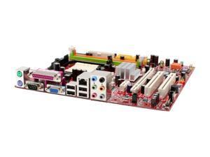 MSI K9VGM-V Micro ATX AMD Motherboard