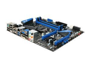 MSI H67MA-ED55 LGA 1155 Intel H67 HDMI SATA 6Gb/s USB 3.0 Micro ATX Intel Motherboard