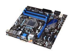 MSI H67MA-E45 LGA 1155 Intel H67 HDMI SATA 6Gb/s USB 3.0 Micro ATX Intel Motherboard