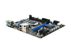 MSI H67MS-E33 LGA 1155 Intel H67 HDMI SATA 6Gb/s Micro ATX Intel Motherboard