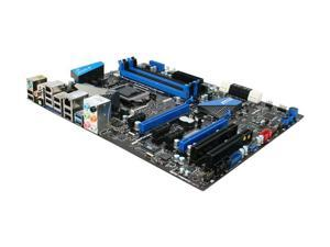 MSI P67A-GD65 LGA 1155 Intel P67 SATA 6Gb/s USB 3.0 ATX Intel Motherboard