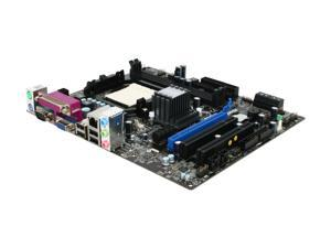 MSI GF615M-P31 AM3 NVIDIA GeForce 6150SE & nForce 430 Micro ATX AMD Motherboard