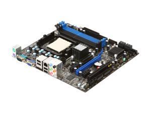 MSI 760GM-P35 Micro ATX AMD Motherboard