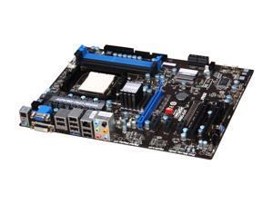MSI 880G-E45 ATX AMD Motherboard