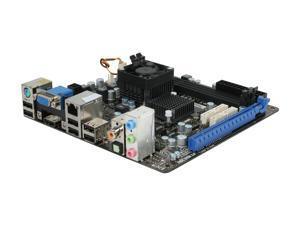MSI E350IS-E45 AMD E-350 APU, dual core Mini ITX Motherboard/CPU Combo