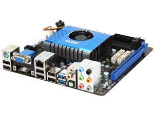 MSI E350IA-E45 AMD E-350 APU, dual core Mini ITX Motherboard/CPU Combo