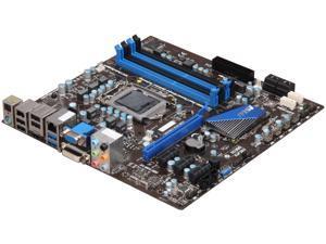 MSI H67MA-E45 (B3) Micro ATX Intel Motherboard