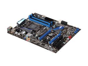 MSI P67A-GD53 (B3) ATX Intel Motherboard with UEFI BIOS