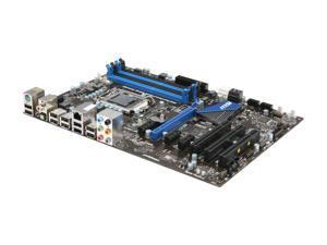 MSI P67S-C43 (B3) LGA 1155 Intel P67 SATA 6Gb/s ATX Intel Motherboard