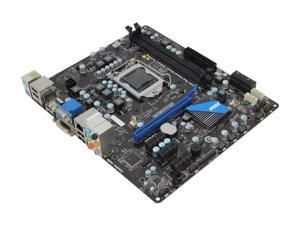 MSI H67MS-E33 (B3) Micro ATX Intel Motherboard
